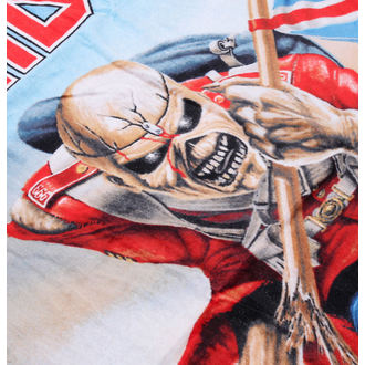 Serviette Iron Maiden le  Trooper , Iron Maiden