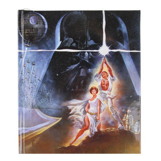 Bloc-notes STAR WARS - DARTH VADER - LOW FREQUENCY, LOW FREQUENCY
