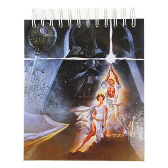 Bloc-notes STAR WARS - CHARACTERS - LOW FREQUENCY, LOW FREQUENCY, Star Wars