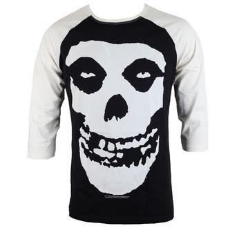 tee-shirt métal pour hommes Misfits - SKULL - LIVE NATION, LIVE NATION, Misfits