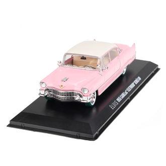 Décoration Elvis Presley - Cadillac Fleetwood - rose avec blanc toit, Elvis Presley