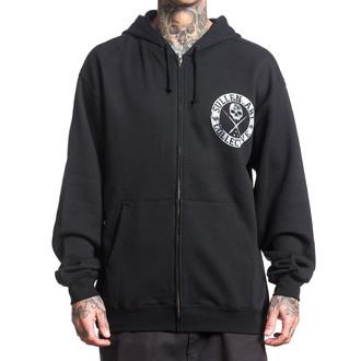 sweat-shirt avec capuche pour hommes - BOH LT. WT. - SULLEN
