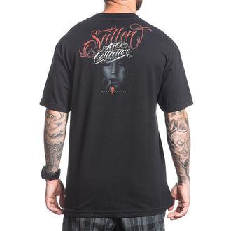 t-shirt hardcore pour hommes - THE MACHINE - SULLEN - SCM0135_BK