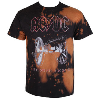 tee-shirt métal pour hommes AC-DC - About to Rock - BAILEY, BAILEY, AC-DC