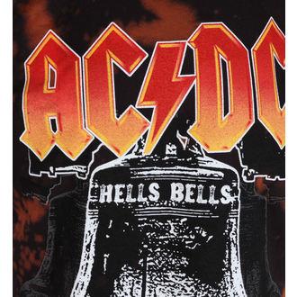tee-shirt métal pour hommes AC-DC - Hells Bells - BAILEY, BAILEY, AC-DC