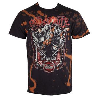 tee-shirt métal pour hommes Aerosmith - Tour 2014 - BAILEY, BAILEY, Aerosmith