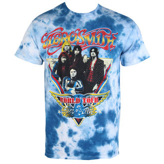 tee-shirt métal pour hommes Aerosmith - World Tour Triangle - BAILEY, BAILEY, Aerosmith