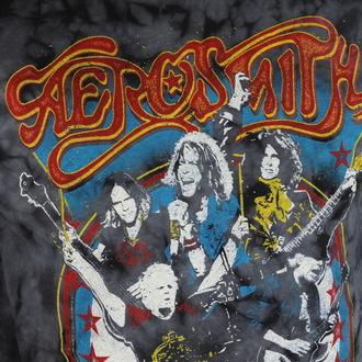tee-shirt métal pour hommes Aerosmith - Group Shield - BAILEY, BAILEY, Aerosmith