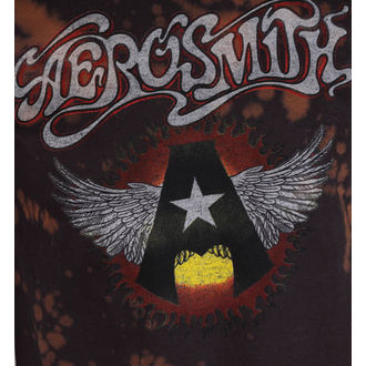 tee-shirt métal pour hommes Aerosmith - Flying A - BAILEY, BAILEY, Aerosmith