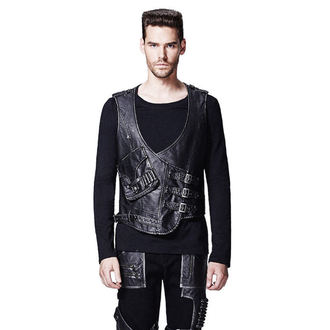 Gilet pour hommes PUNK RAVE - The Hunter, PUNK RAVE
