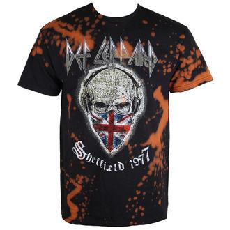 tee-shirt métal pour hommes Def Leppard - Sheffielf - BAILEY, BAILEY, Def Leppard