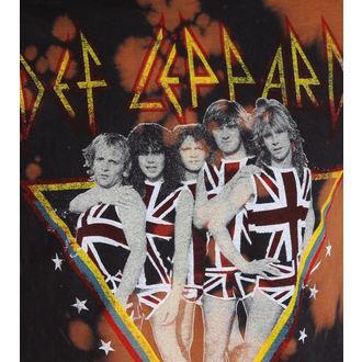 tee-shirt métal pour hommes Def Leppard - 1983 Tour - BAILEY, BAILEY, Def Leppard