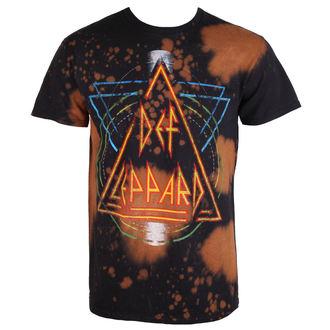 tee-shirt métal pour hommes Def Leppard - Geo Shapes - BAILEY, BAILEY, Def Leppard