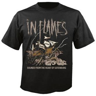 tee-shirt métal pour hommes In Flames - Storm - NUCLEAR BLAST, NUCLEAR BLAST, In Flames
