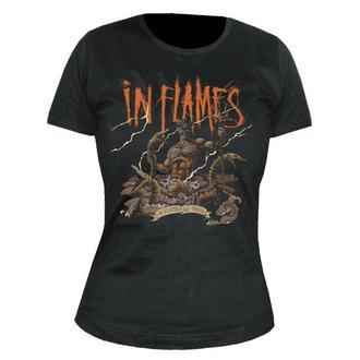 tee-shirt métal pour femmes In Flames - Aquarius - NUCLEAR BLAST, NUCLEAR BLAST, In Flames