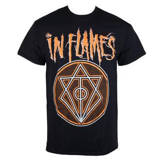 tee-shirt métal pour hommes In Flames - Vintage circle - NUCLEAR BLAST, NUCLEAR BLAST, In Flames