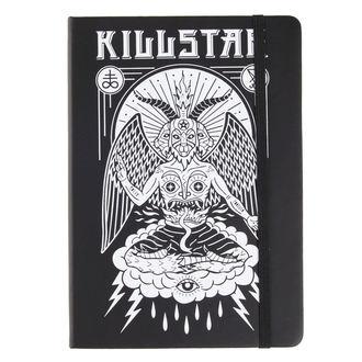 Écriture bloc-notes KILLSTAR - In Like Sin, KILLSTAR