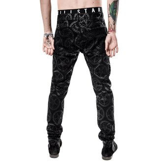 pantalon pour des hommes KILLSTAR - Baphomet Reaper Denim, KILLSTAR