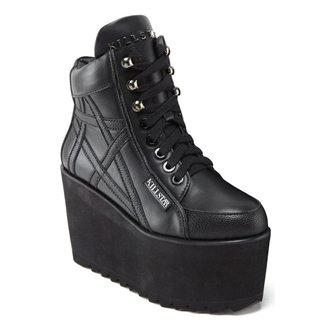 chaussures à semelles compensées pour femmes - Malice - KILLSTAR
