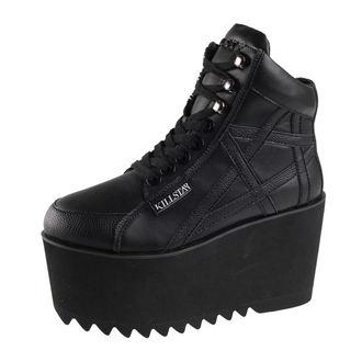 chaussures à semelles compensées pour femmes - Malice - KILLSTAR, KILLSTAR