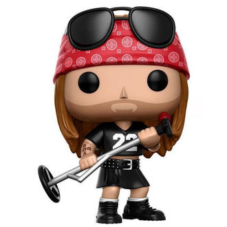 action Figure Guns N' Roses - Axl Rose - POP!, POP, Guns N' Roses