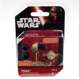 écouteurs Star Wars - Yoda - vert, NNM, Star Wars