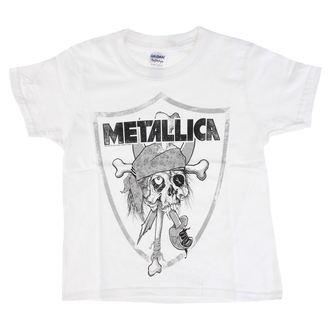 tee-shirt métal pour hommes enfants Metallica - Pirate - - RTMTL116