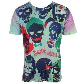 t-shirt de film pour hommes Suicide Squad - Poster - LIVE NATION, LIVE NATION, Suicide Squad