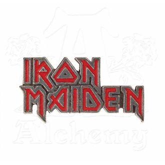 Rivet Iron Maiden - ALCHEMY GOTHIC - Enamel Logo, ALCHEMY GOTHIC, Iron Maiden