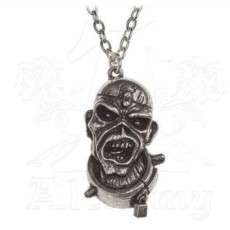 Collier Iron Maiden - ALCHEMY GOTHIC -  Piece Of Mind, ALCHEMY GOTHIC, Iron Maiden
