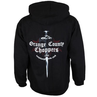 sweat-shirt avec capuche pour hommes - Embr Front - ORANGE COUNTY CHOPPERS, ORANGE COUNTY CHOPPERS