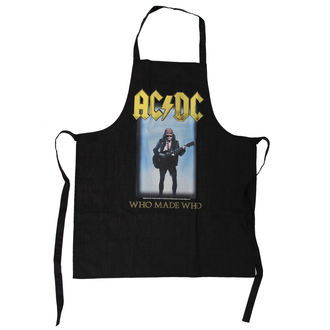 Tablier AC / DC - Who Made Who Apron - LOW FREQUENCY, LOW FREQUENCY, AC-DC