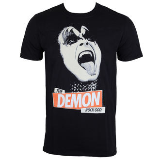tee-shirt métal pour hommes Kiss - Rock God - LOW FREQUENCY, LOW FREQUENCY, Kiss