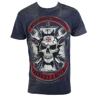 t-shirt pour hommes - MECHANIC - West Coast Choppers, West Coast Choppers