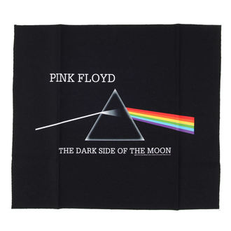 Patch Pink Floyd - Dark Side Of Moon - LOW FREQUENCY, LOW FREQUENCY, Pink Floyd