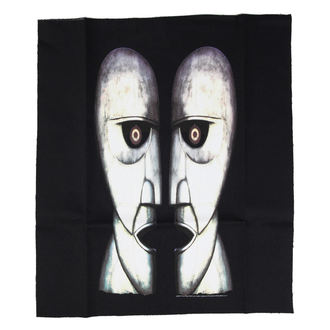 Patch Pink Floyd - Metal Heads Of Division Bell - LOW FREQUENCY, LOW FREQUENCY, Pink Floyd