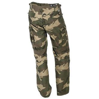 pantalon pour des hommes West Coast Choppers - WCC M-65 - CARGAISON CAMOUFLAGE, West Coast Choppers