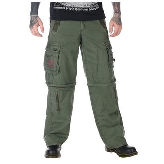 pantalon pour hommes SURPLUS - ROYAL OUTBACK - VERT, SURPLUS