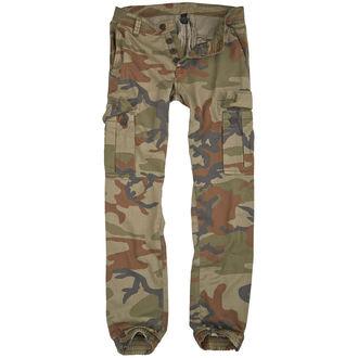 pantalon pour hommes SURPLUS - 4 COL CAMO, SURPLUS