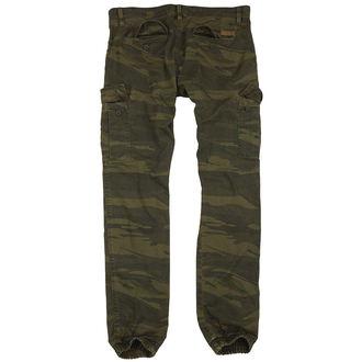 pantalon pour hommes SURPLUS - GREEN-CAMO, SURPLUS