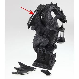 décoration Noir Dragon Lumière, Nemesis now