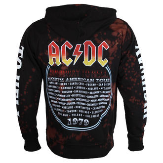 sweat-shirt avec capuche pour hommes AC-DC - HIGHWAY TO HELL - BAILEY, BAILEY, AC-DC