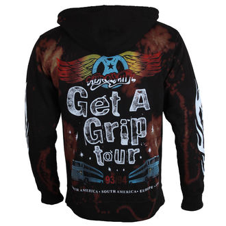sweat-shirt avec capuche pour hommes Aerosmith - GET A GRIP TOUR - BAILEY, BAILEY, Aerosmith