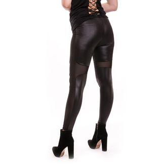 pantalon aux femmes (leggings) CUPCAKE CULT - HNET - NOIR, CUPCAKE CULT