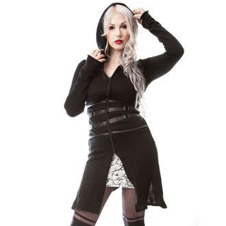 chandail pour femmes (cardigan) VIXXSIN - SIFER - NOIR, VIXXSIN