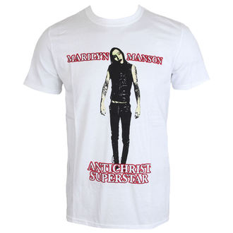 tee-shirt métal pour hommes Marilyn Manson - Antichrist - ROCK OFF, ROCK OFF, Marilyn Manson