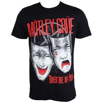 tee-shirt métal pour hommes Mötley Crüe - Theatre Of Pain - ROCK OFF, ROCK OFF, Mötley Crüe