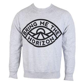 sweat-shirt sans capuche pour hommes Bring Me The Horizon - Eye Grey - ROCK OFF, ROCK OFF, Bring Me The Horizon