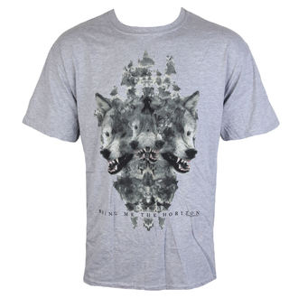 tee-shirt métal pour hommes Bring Me The Horizon - Wolven - ROCK OFF, ROCK OFF, Bring Me The Horizon