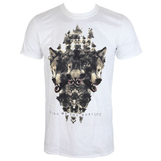 tee-shirt métal pour hommes Bring Me The Horizon - Wolven Version 2 - ROCK OFF, ROCK OFF, Bring Me The Horizon